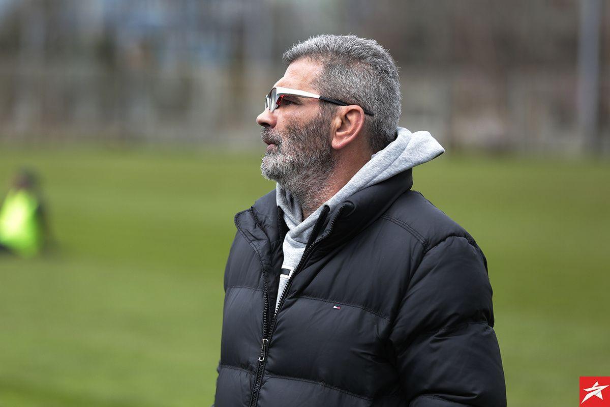 Slišković: Željo je klub koji mora igrati u Evropi, to je cilj!