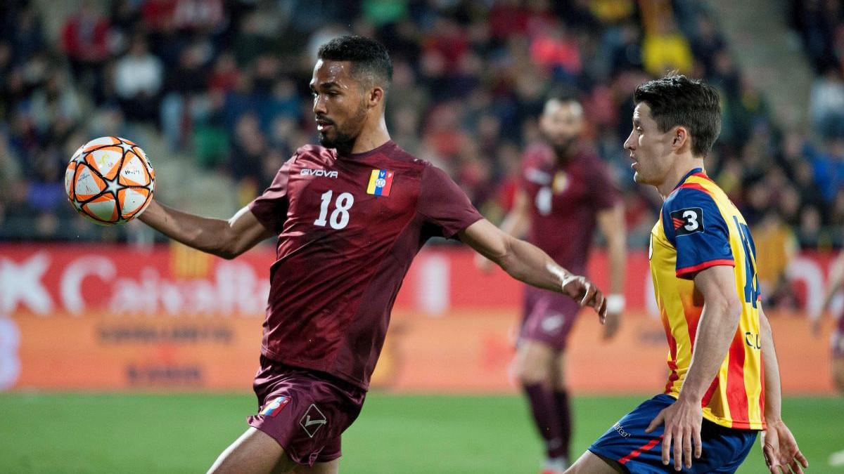 Zaboravljeni as postigao gol u pobjedi Katalonije protiv Venecuele