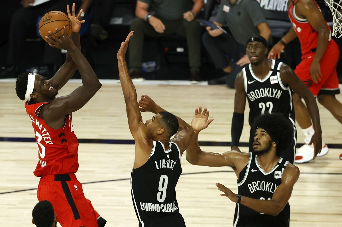 Dva poena Muse, Raptorsi razbili Netse