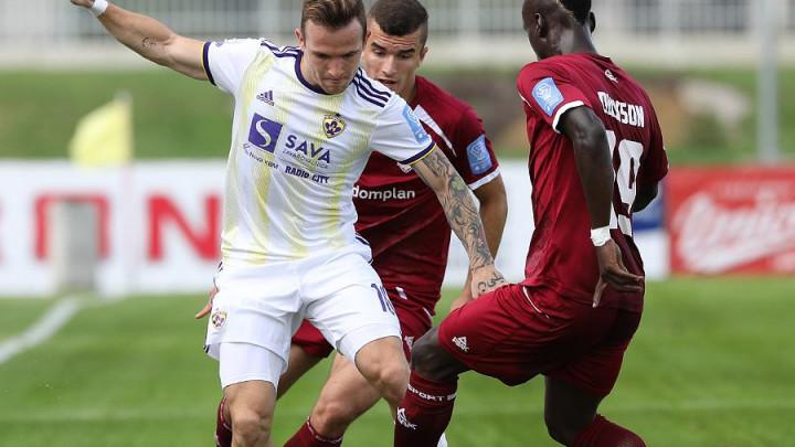 Mešanović asistent u visokoj pobjedi Maribora