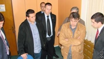 Ministar Kaplan posjetio Ragbi savez BiH