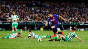 U Barceloni mogu odahnuti, Luis Suarez nije ozbiljnije povrijeđen