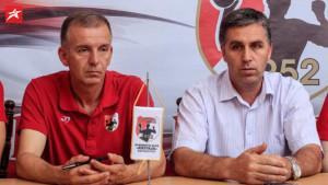 Delić: Stabilizovali smo klub i naredne sezone se moramo vratiti u Premijer ligu
