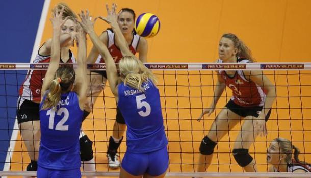 Srbija ostala bez medalje, bronza Belgijankama