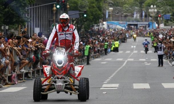 Start Dakar Relija pratilo 650.000 navijača