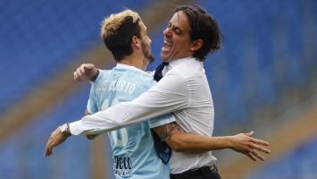 Lazio gubio, pa onda napunio do vrha mrežu Sassuola