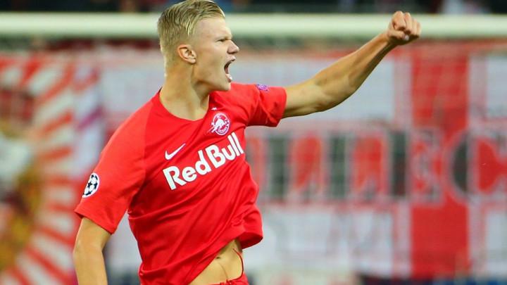 Nestvaran rezultat na poluvremenu utakmice Salzburg - Genk