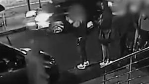 Objavljen snimak trenutka kada je ubijen vođa navijača Partizana: Krenuo je da bježi, ali uzalud...