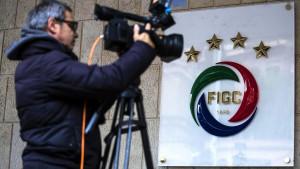 Fudbal u Italiji ostaje pod suspenzijom barem do 14. juna