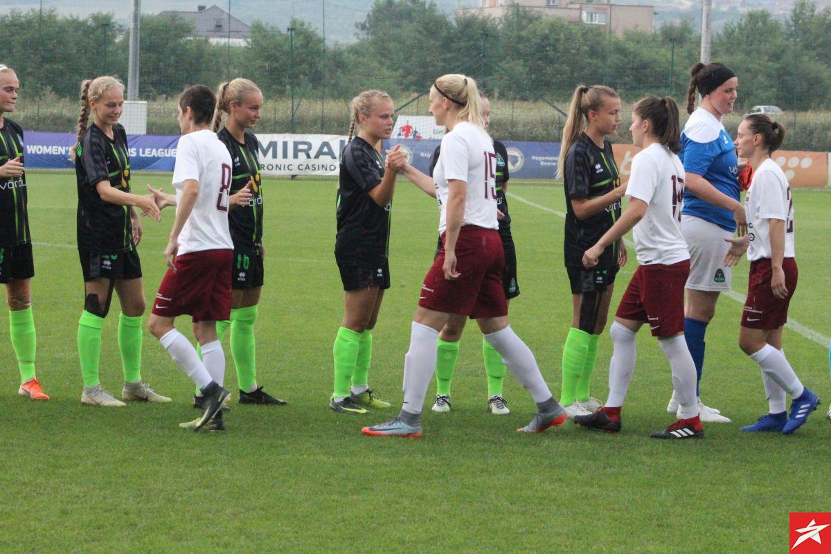 SFK 2000 Sarajevo među 30. najbolje rangiranih klubova u Evropi