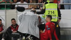 Ronaldo otkrio koliko će pauzirati i odbio govoriti za srbijanske medije