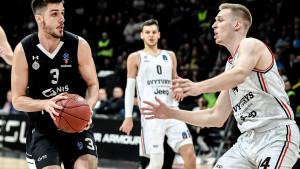 Pobjedom protiv Rytasa Partizan osigurao Top 16 Eurocupa