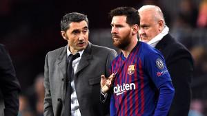 Valverde: Messi sutra neće u penziju