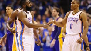 """""""Harden i Westbrook zaslužuju NBA prsten više nego bilo ko"""""""