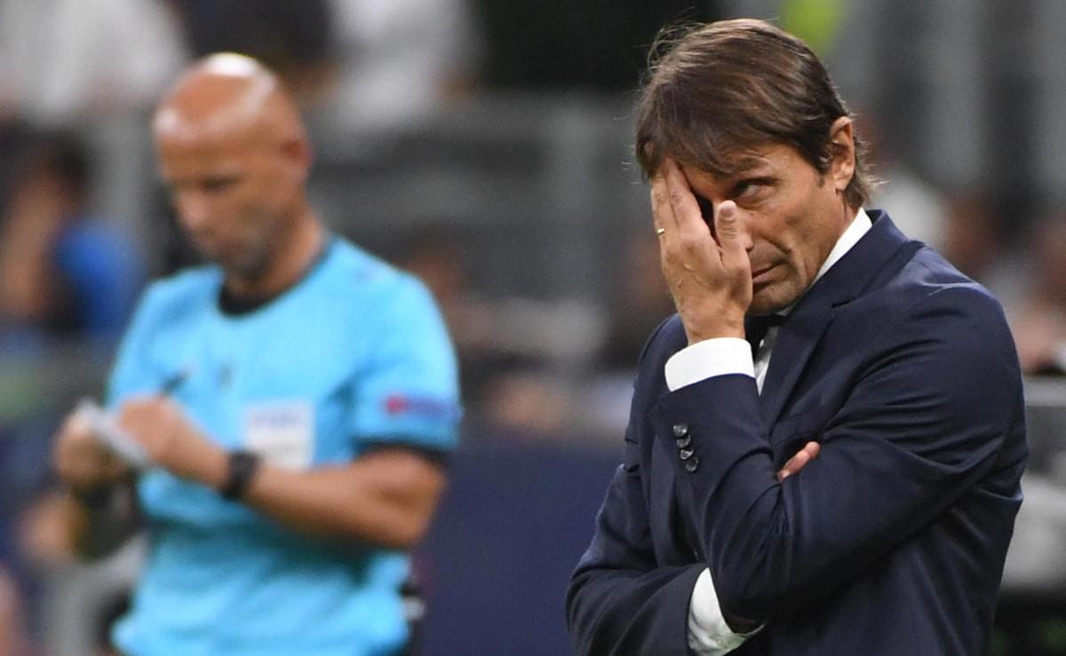 Conte: Slavia nas je napala, preuzimam odgovornost za ovaj kiks