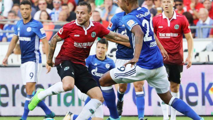 Hannover uspio savladati Schalke na svom terenu
