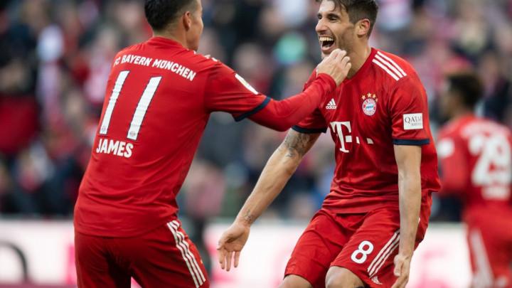 Bayern se provukao protiv Herthe, pritisak ponovo na Dortmundu