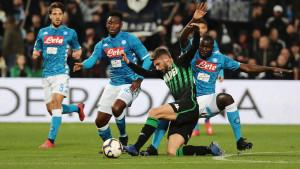 Napoli bio na rubu poraza, ali je Insigne golom u završnici meča donio bod svojoj ekipi