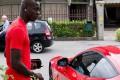 Balotelli se u luksuznom Ferrariju dovezao na trening