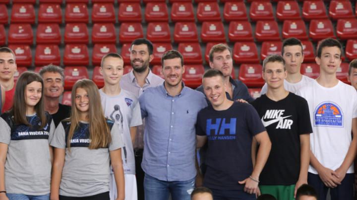 Goran i Zoran Dragić posjetili Igokeu