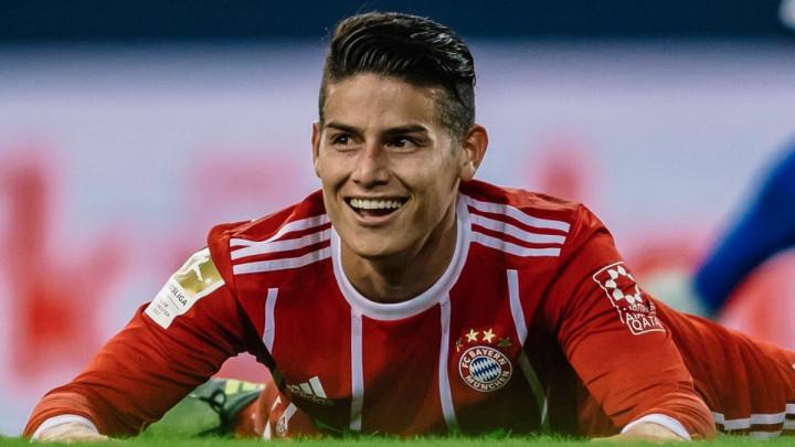 Real Madrid i dalje prodaje Jamesa, postavljena i cijena