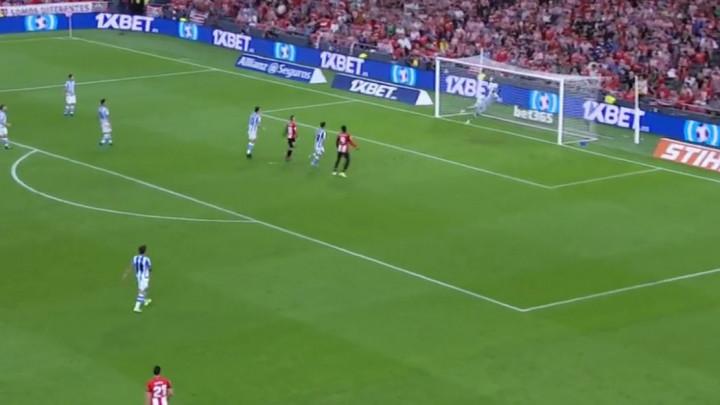 Derbi Baskije ne pamti nešto ovako: O golu Raula Garcije će se dugo pričati