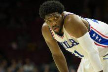 Nakon dvije godine Embiid debituje u NBA ligi