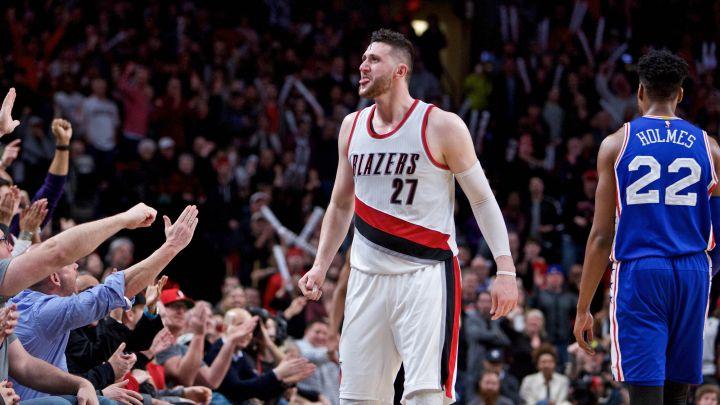 Nurkić uradio ono što niko prije njega nije u Portlandu