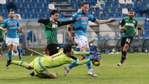 Susret Sassuolo - Napoli je pokazao zašto je fudbal drugačiji od ostalih sportova