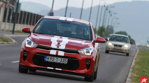 Test KIA Rio 1,25 CVVT EX City