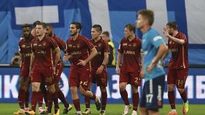 UEFA drastično kaznila Rubin Kazan