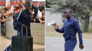 Čovjek kojeg morate voljeti: N'Golo Kante stigao na okupljanje šest sati ranije