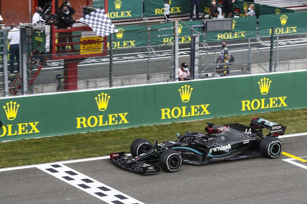 Dominacija Hamiltona i Mercedesa u Belgiji, potpuni debakl nikad lošijeg Ferrarija