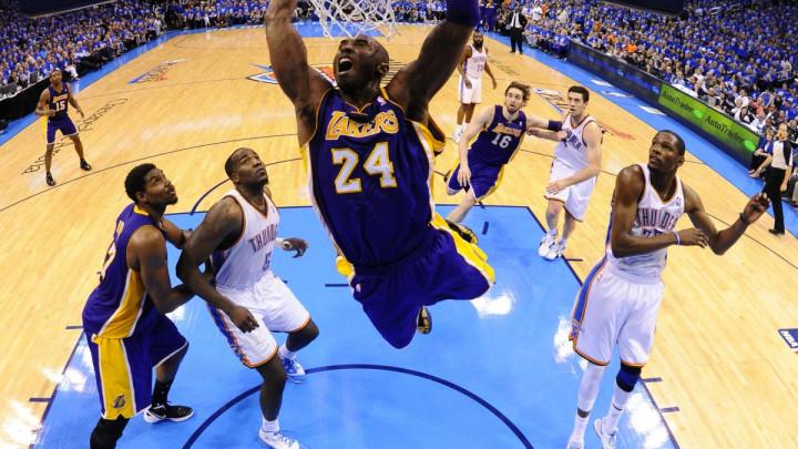 Kobe Bryant u Kući slavnih