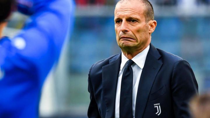 Allegri objasnio kako ga je Juventus izdao prošlog ljeta
