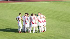 Mladost jača za trojicu protiv Sarajeva