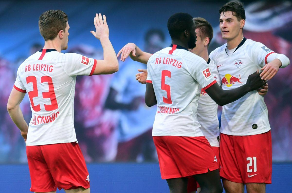 Leipzig se poigrao sa Werderom, Wolfsburg u golijadi bolji od Hoffenheima, važna pobjeda Herthe