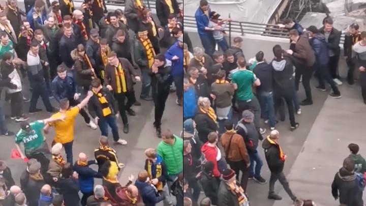 Razočarani navijač Wolvesa napao mlade navijače Watforda, a onda je žestoko požalio