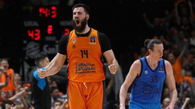 Valencia pobjednik Eurocupa!