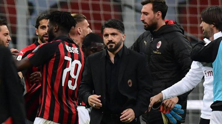 Bakayoko vrijeđao Gattusa, a trener Milana mu nakon utakmice poslao jasnu poruku!