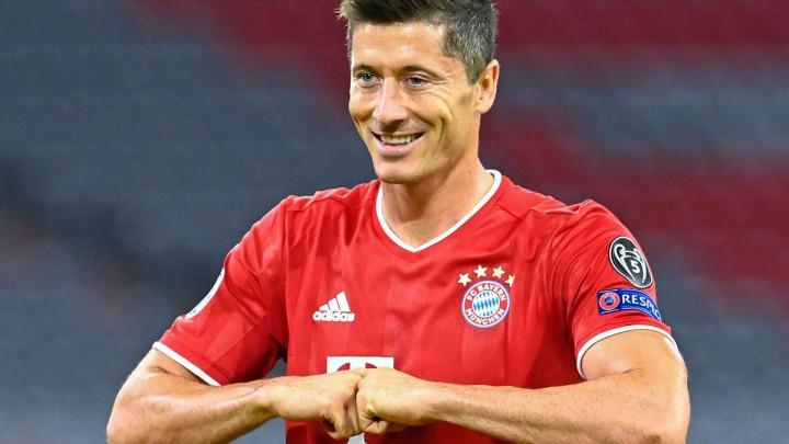 Lewandowski najbolji nogometaš Njemačke