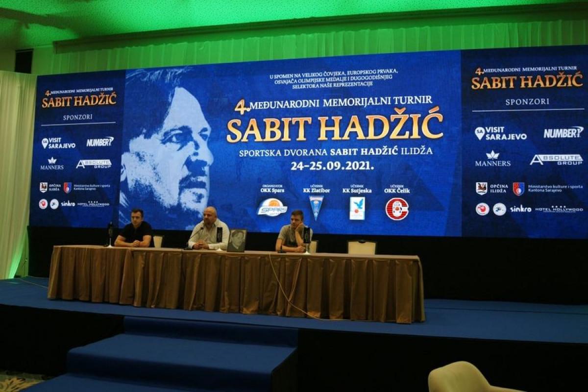 """Najavljen 4.memorijal """"Sabit Hadžić"""""""
