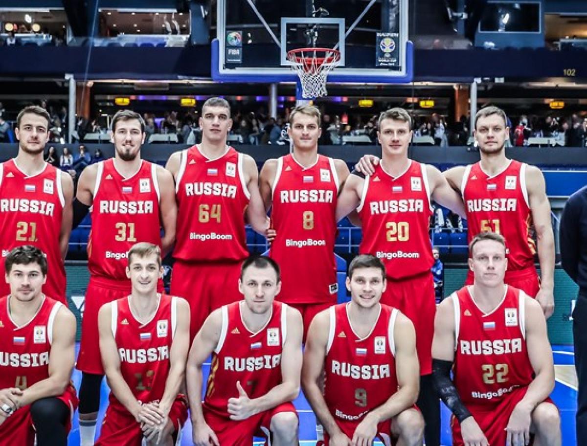 Rusija u Kinu s 14 košarkaša