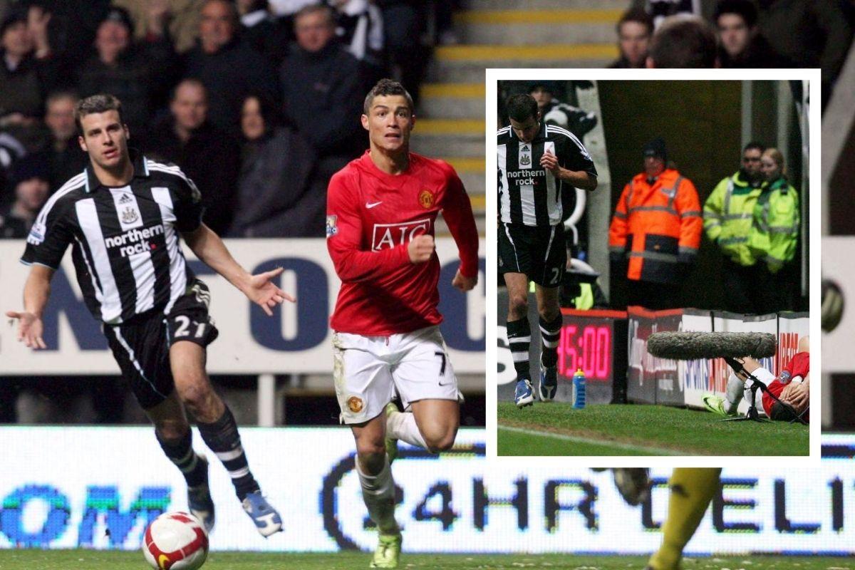 """Ronaldo se nerado sjeća posljednjeg duela s Newcastleom: """"Možda sam smeće, ali ti si i dalje ružan"""""""