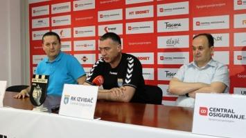 Ivandija: Ambicije su da osvojimo Kup i prvenstvo BiH