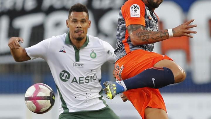 St. Etienne nije uspio sačuvati gol i napustiti Nimes sa tri boda u džepu