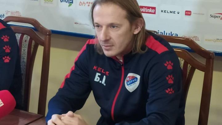 Krunić najavio određene promjene u Borcu, dogovoren duel sa velikanom u Antaliji