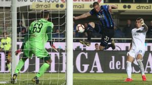 Atalanta uputila 18 šuteva u okvir gola Empolija, ali na kraju osvojila samo bod