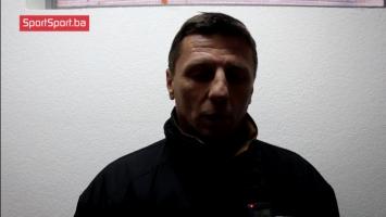Beganović: Zadovoljan sam igrom
