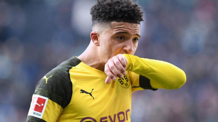 Sancho može napustiti Dortmund jer su našli za njega odličnu zamjenu